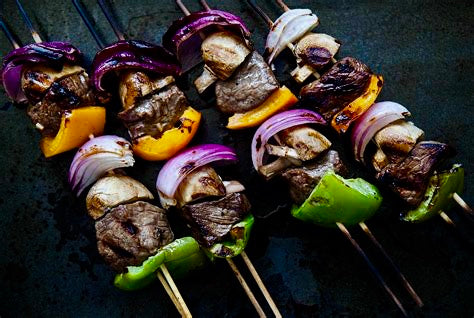 September - Last BBQ Venison and Whisky Kebabs