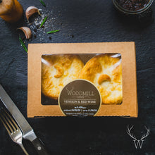 Load image into Gallery viewer, Wild Venison Pies