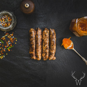 Game Bird Sausages