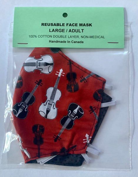 String Instruments - FACE MASK
