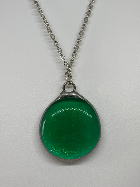 Glass Bobble Necklace