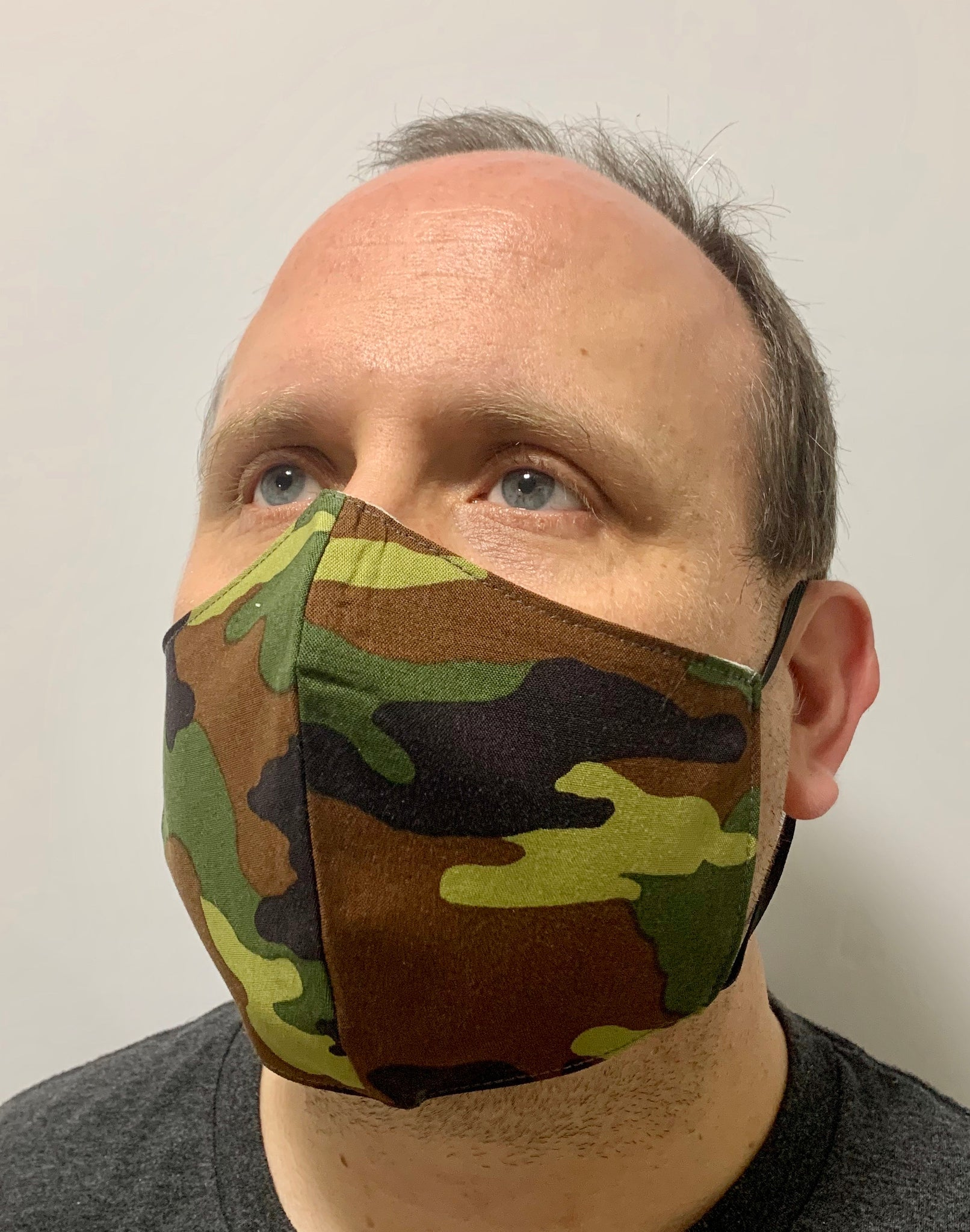 Camouflage - FACE MASK