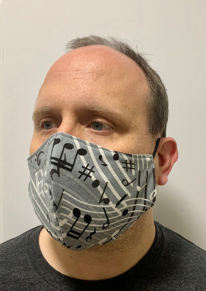 Shades of music - FACE MASK