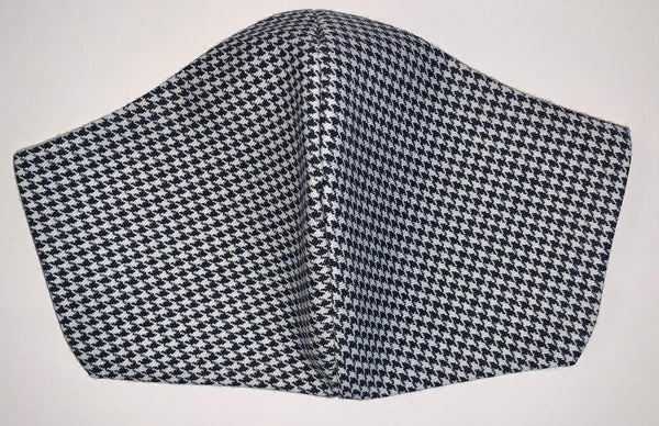Houndstooth- FACE MASK