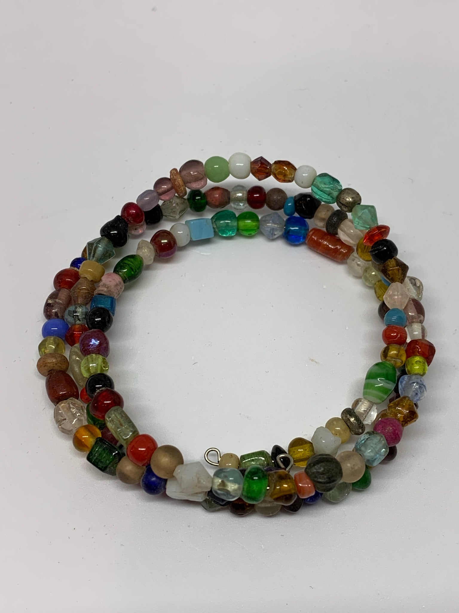 Glass Wrap Bracelets
