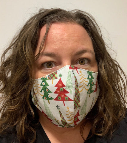 Christmas Trees! - FACE MASK