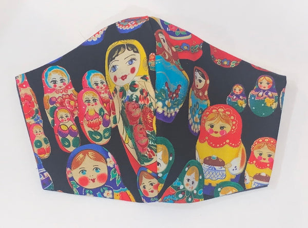 Nesting dolls - FACE MASK