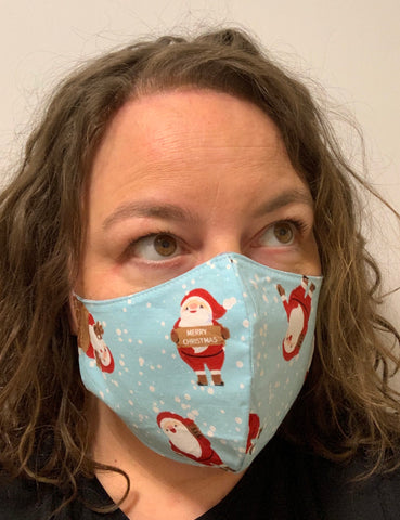 Santa Claus - FACE MASK