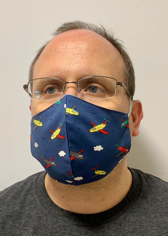 Airplanes - FACE MASK
