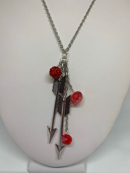 Charm Necklace  - Arrows
