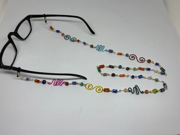 Eyeglass chains - Funky