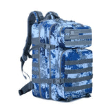 Mochila Bushcraft 45L EDC Waterproof