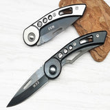 Mini cuchillo plegable