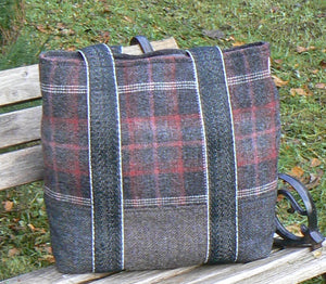 Hand Made Highland- The Clasic Bag