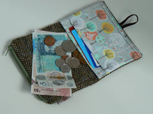 Load image into Gallery viewer, Hand Made Highland- Coin & Card Purse