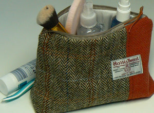 Hand Made Highland- Wash Bag