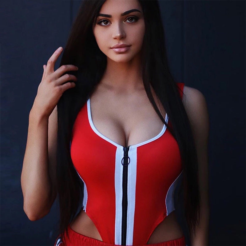 Sporty Spice Bodysuit