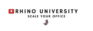 New Rhino University EP 11: Scale Your Office