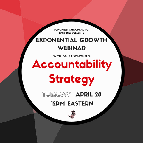 Webinar: Accountability Strategy
