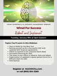 CA WEBINAR: Wired for Success