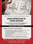 CA WEBINAR: How Effective Is Your Office?