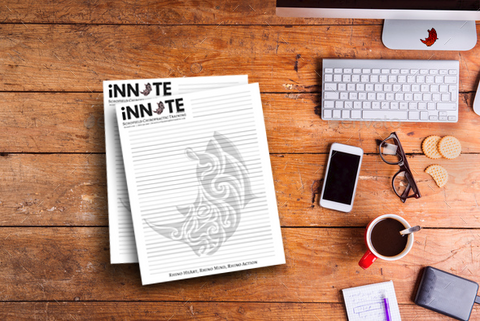 iNNATE Notepad and Portfolio