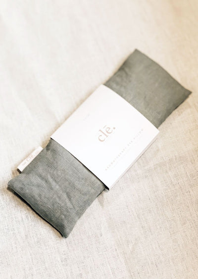 cle collective aromatherapy eye pillow calm