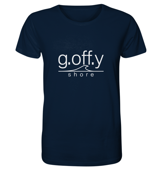 T-Shirt Men Navy Blue