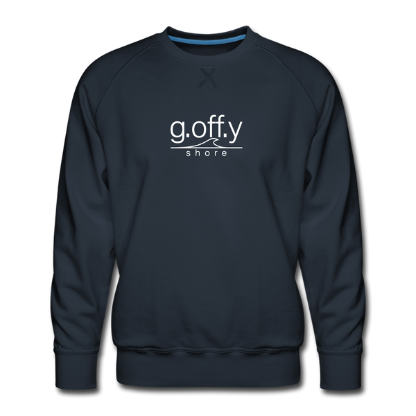 Men's Premium Sweatshirt Navy - Navy