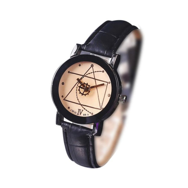 Analog Wrist Delicate Luxury Business Watch for Men