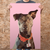 Custom Pet Portrait Poster Print