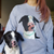 Custom Pet Portrait Sweater