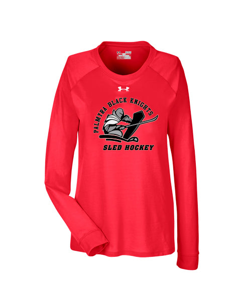 Under Armour Ladies' Long Sleeve T-Shirt