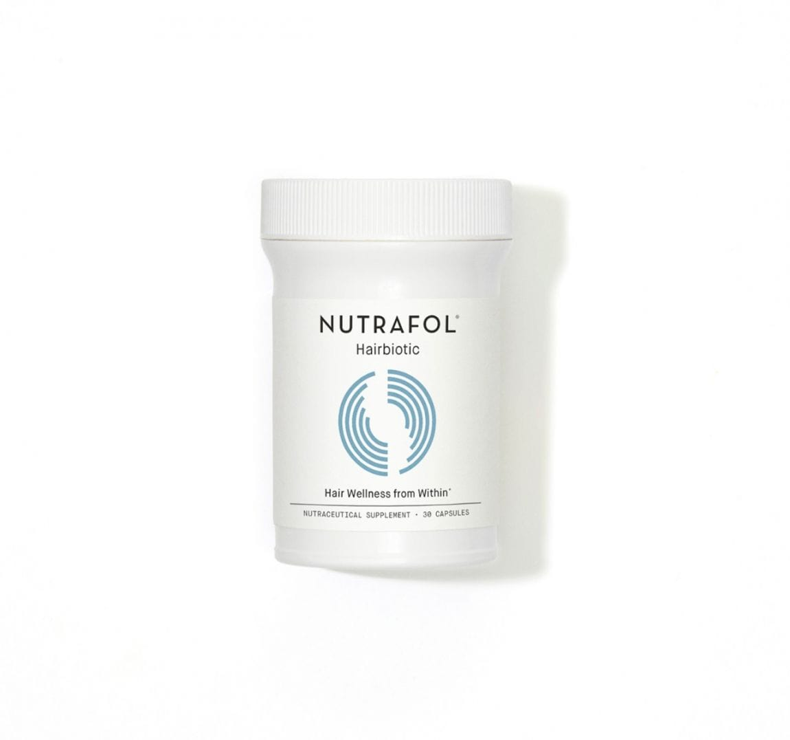 image descriptionNutrafol Hairbiotic