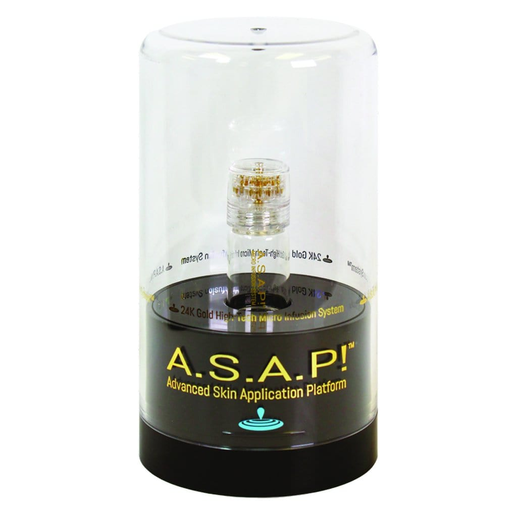image descriptionAquavit- SKINWORKOUT A.S.A.P!  24K Gold Skincare Device