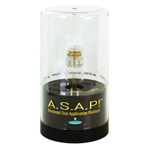 Aquavit- SKINWORKOUT A.S.A.P!  24K Gold Skincare Device
