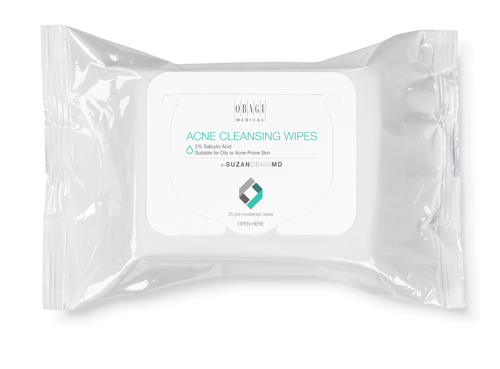 image descriptionObagi - On the Go Cleansing Wipes for Oily or Acne Prone Skin
