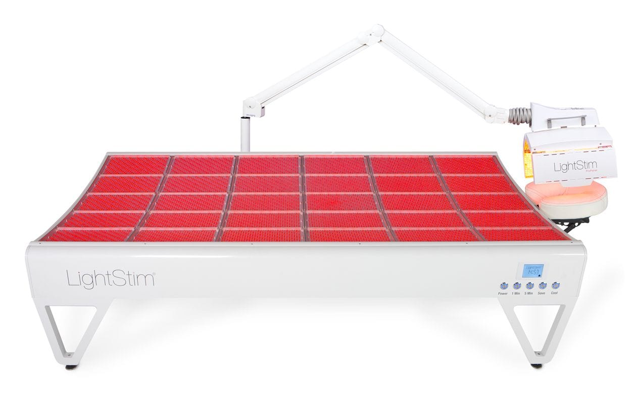image descriptionLightStim LED Bed and ProPanel (Non-Refundable)
