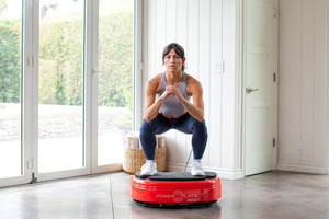 Power Plate- MOVE RED (Deselect Route Insurance at Checkout)