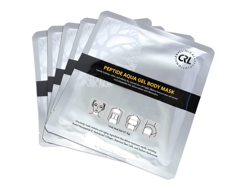 image descriptionClinical Resolution -  Peptide Aqua Gel Body Mask