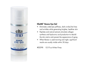 EltaMD- Renew Eye Gel