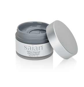 Saian- Detox Charcoal Clearing Mask