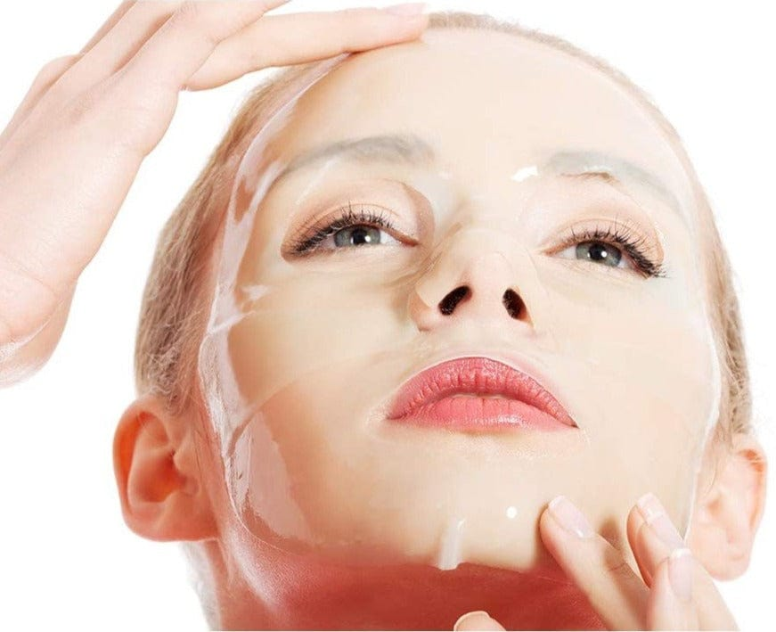 image descriptionClinical Resolution -  Peptide Aqua Gel Face Mask