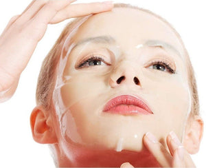 Clinical Resolution-  Peptide Aqua Gel Face Mask