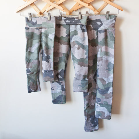 TPP-08 Camo Grow Along Pants 12m-3T