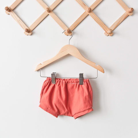 TPP-14 Coral Orange Shorties