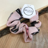 DAJ SCR-Fall Plain Scrunchies
