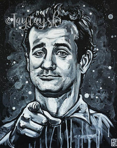 TAY-2 11x14 Bill Murray Print