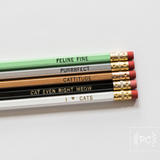 PCP-0612  Hand Stamped Pencils