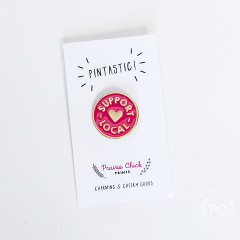PCP-1114 001 Pintastic Support Local